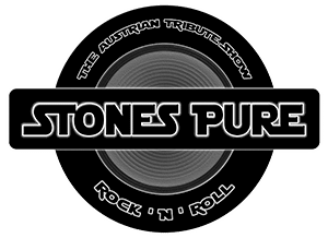 Stones Pure Bandlogo
